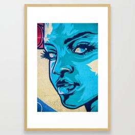 AFH 2018 Street Art 4 Framed Art Print