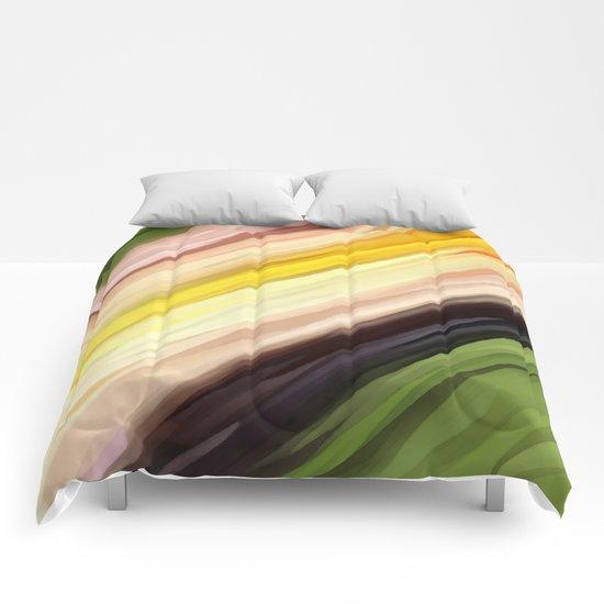 Last Breeze Of Summer Comforters