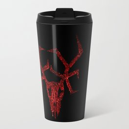 Wendigo Red Travel Mug