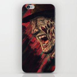 Freddy iPhone Skin