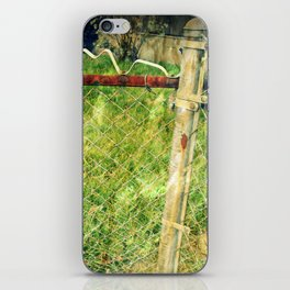 Come On In iPhone Skin