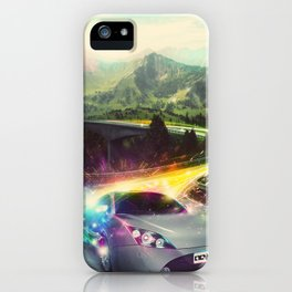 Superhighway iPhone Case