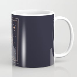 La Maison Dieu or The Tower Tarot Coffee Mug