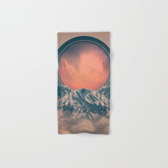 Rise Again | Solar Eclipse Hand & Bath Towel