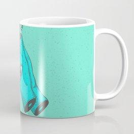 pray to nature. Coffee Mug