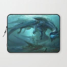 Blue Dragon v2 Laptop Sleeve