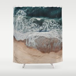 Sands of Gold Shower Curtain