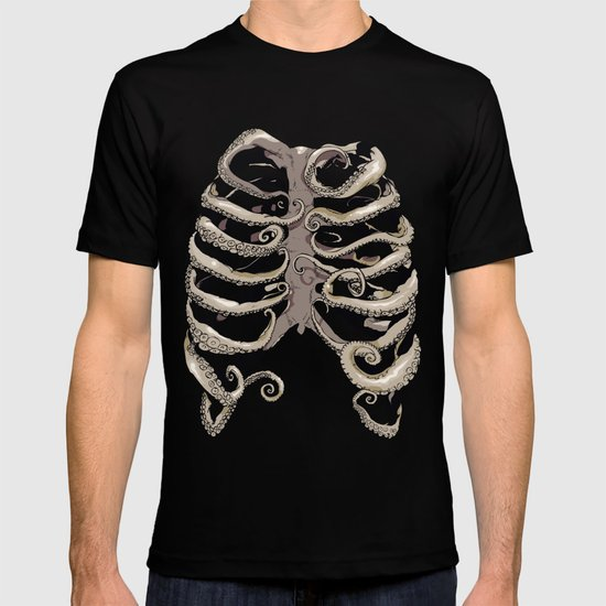 Your Rib is an Octopus T-shirt