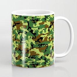 camouflage militaire Coffee Mug