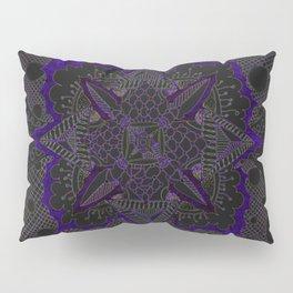 Divine Intention 5: Solar Purp Pillow Sham