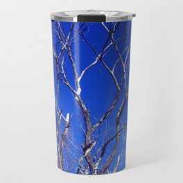 Dead Tree Defiance Travel Mug