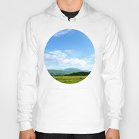 scotland Hoodies featuring Highlands Scotland by seb mcnulty
