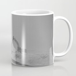 Waves ? What waves ? Coffee Mug