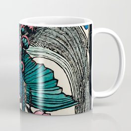 """Bird of Paradise"" by Margaret Preston Coffee Mug"