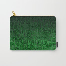 Reboot II GREEN Carry-All Pouch