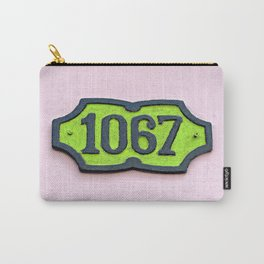 You Can't Miss It Carry-All Pouch