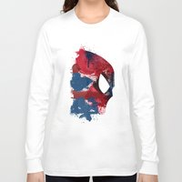 photographer Long Sleeve T-shirts featuring Photographer by Arian Noveir