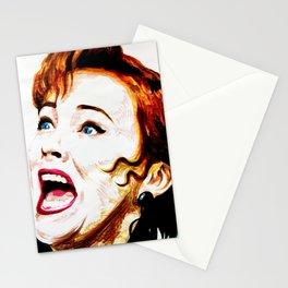 Delia Deetz Stationery Cards