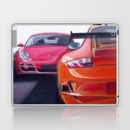Porschemotion Laptop & iPad Skin