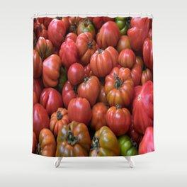 Tomato Pattern Shower Curtain