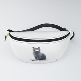 Killer Cats You're Next, Meowtherfurrer Funny Cat Lover Gift Fanny Pack