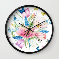 Spring is in the air #35 Wall Clock
