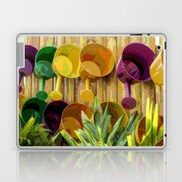 Gardening Helpers Laptop & iPad Skin