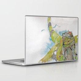Iguana Know You Laptop & iPad Skin