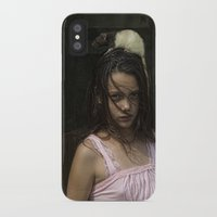 best friend iPhone & iPod Cases featuring Best friend by Carla Broekhuizen