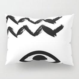 MAUVAIS OEIL #01 Pillow Sham