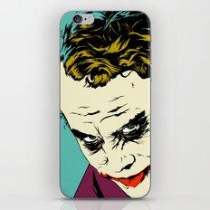 Joker So Serious iPhone & iPod Skin