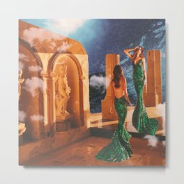 The Two Sides of Pisces Metal Print