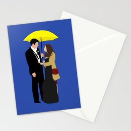 Ted and Tracy Stationery Cards