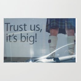 Trust Is Everything Rug
