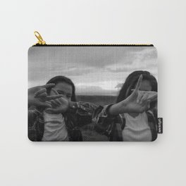 Native Girl Magic Carry-All Pouch
