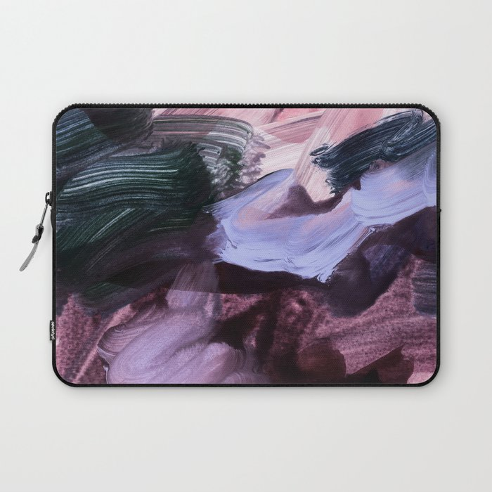 abstract painting VII Laptop Sleeve
