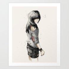 adik Art Print