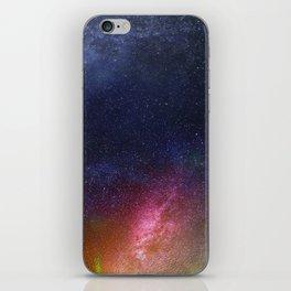 Galaxy XII iPhone Skin