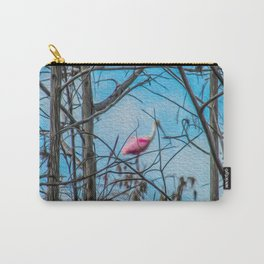 The Rose in the Tree Carry-All Pouch
