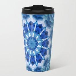 Mandala sea breeze Travel Mug