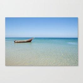 Playa Canvas Print