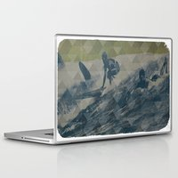 surf Laptop & iPad Skins featuring Surf by Last Call