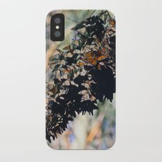 Butterfly Branch Slim Case iPhone X