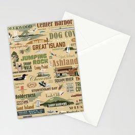 Squam-o-rama Stationery Cards