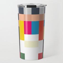 Sgt. Pixel Travel Mug