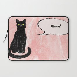 Kitty I Laptop Sleeve
