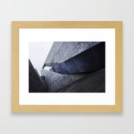 Holocaust Memorial IV Framed Art Print