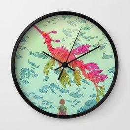 Gigantic Wall Clock