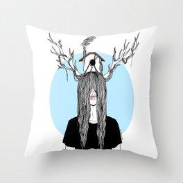Always Home Throw Pillow