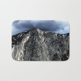"Unbreakable ""Der Loser"" #1 #Mountain #art #society6 Bath Mat"